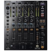 Reloop RMX-80 Digital 4-Channel Professional DJ Mixer Top View