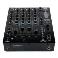 Reloop RMX-80 Digital 4-Channel Professional DJ Mixer Top Angle View