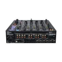 Reloop RMX-80 Digital 4-Channel Professional DJ Mixer Connection Rear View