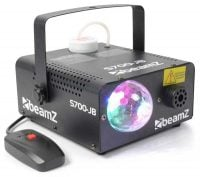 S700-JB Beamz 700W Smoke Machine w/ LED Jelly Ball Effect Light Front View