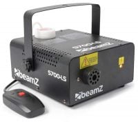 S700-LS Beamz 700W Smoke Machine w/ Red Green Multi-point Laser Front View