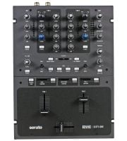 Rane Sixty-One 2-Channel Performance Mixer_Top