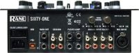 Rane Sixty-One 2-Channel Performance Mixer_rear