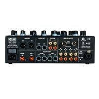 Rane Sixty-Two 2 Channel Digital DJ Mixer with Serato Intergration Rear View