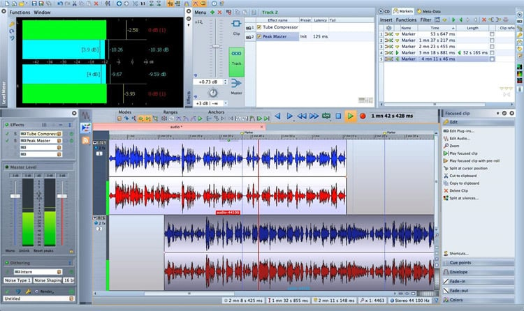 Steinberg St Wle9 Wavelab Elements 9 Production Software