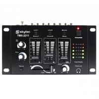 STM-2211B Skytec DJ Mixer_top