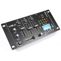 Vexus Audio STM3030 DJ Mixer angle