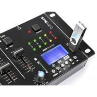 Vexus Audio STM3030 DJ Mixer USB Player