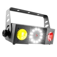 Chauvet DJ Swarm 4 FX LED Effect right angle