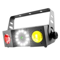 Chauvet DJ Swarm 4 FX LED Effect left angle