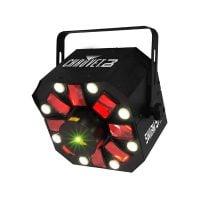 Chauvet DJ Swarm 5-FX LED DJ Effect Light with Laser Angle