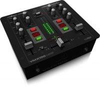 Behringer VMX100USB DJ Mixer right angle