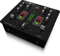 Behringer VMX100USB DJ Mixer left angle