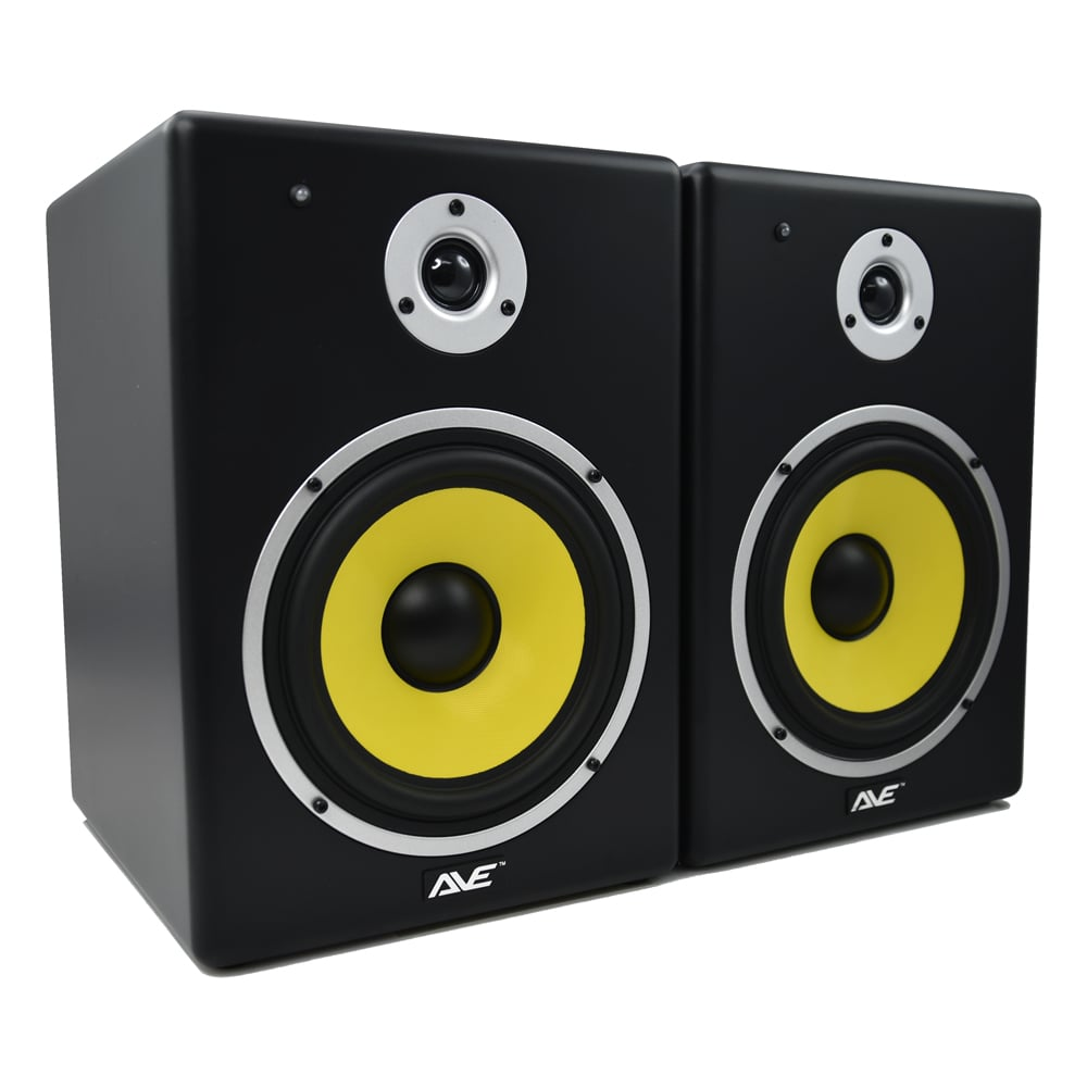 ave pk fusion8 studio monitor pair 8 inch dj city. Black Bedroom Furniture Sets. Home Design Ideas