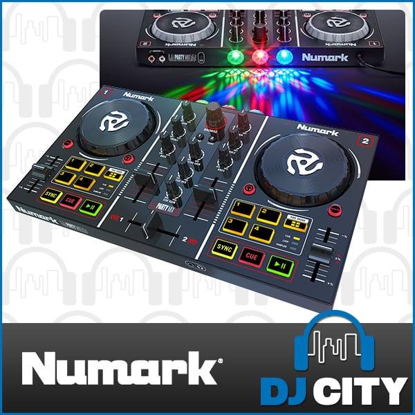 Details about Numark PartyMix DJ Controller 2 Channel