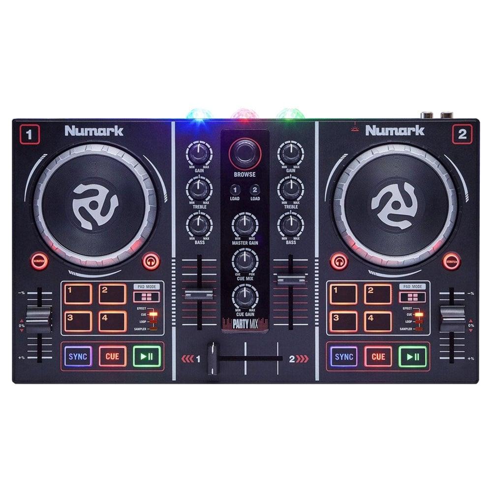 Numark PartyMix DJ Controller 2 Channel
