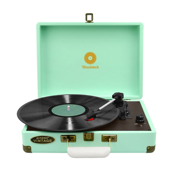 Top-Rated Vintage Record Players