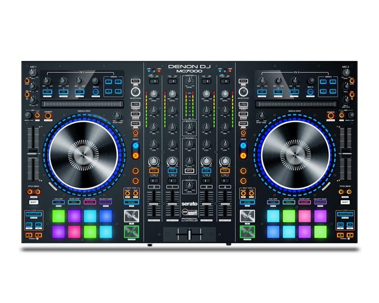 Denon DJ MC7000 DJ Controller 4 Channel