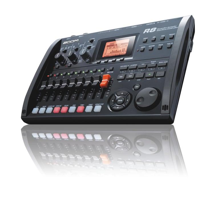Portable Multitrack Recorder : zoom r8 portable multitrack recorder dj city ~ Russianpoet.info Haus und Dekorationen
