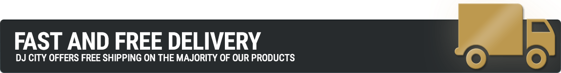 Delivery Infomation - DJ City
