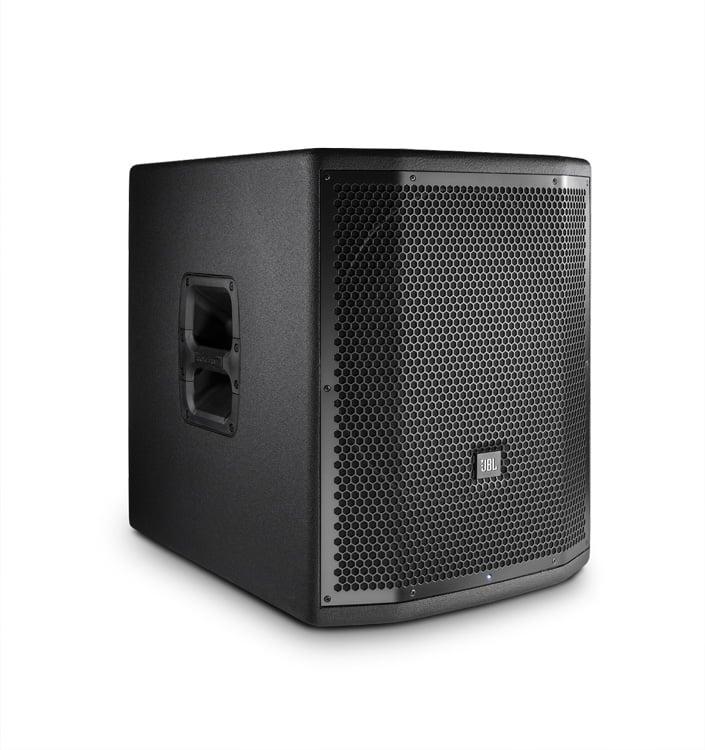 JBL PRX815XLFW Powered 15 Inch PA DJ Subwoofer 1500watt ...