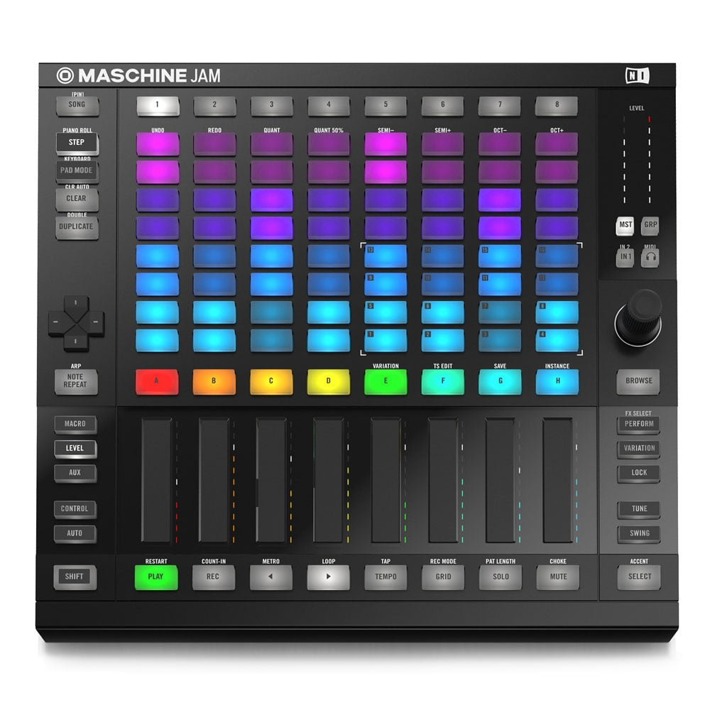 maschine jam top