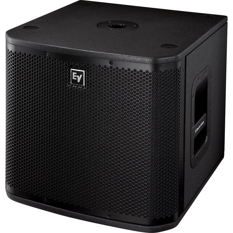 electro voice zxa1 sub 12 powered subwoofer 700w dj city. Black Bedroom Furniture Sets. Home Design Ideas