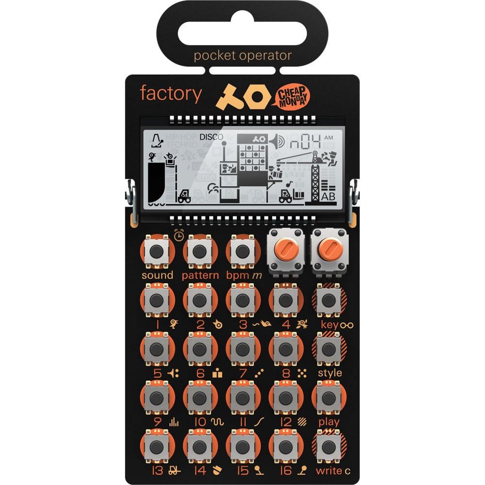 Pocket Operator PO-16