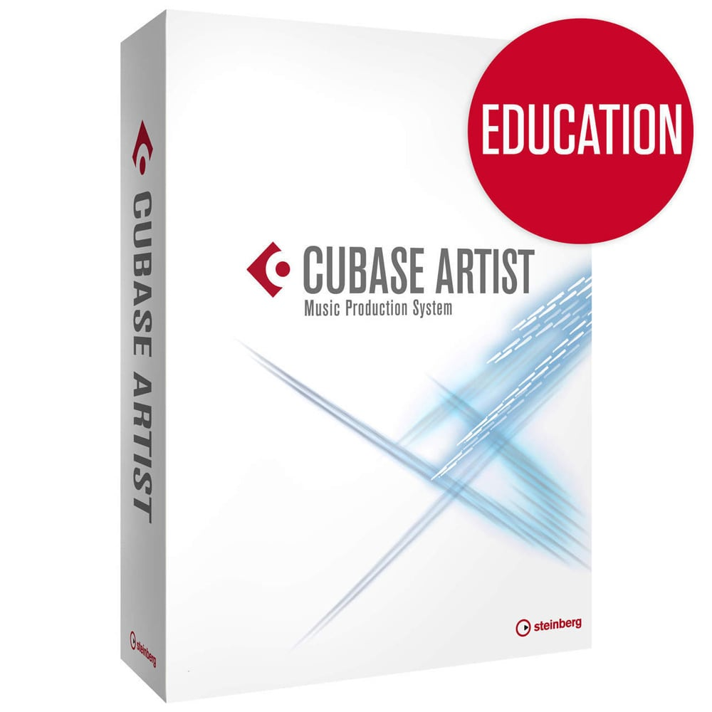 Steinberg Cubase Artist 9 Education