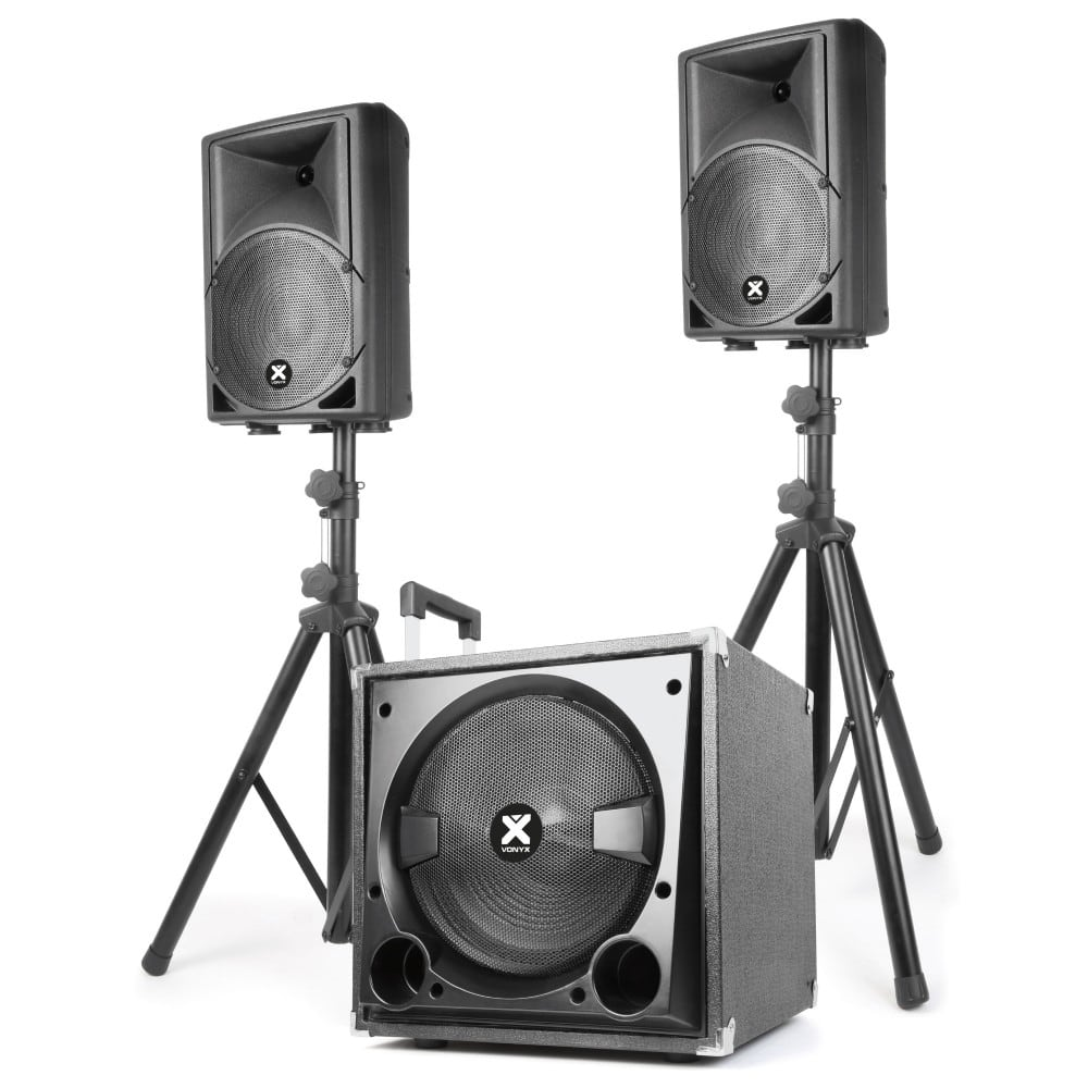 vonyx vx800bt 12 split pa system with bluetooth 800w dj city. Black Bedroom Furniture Sets. Home Design Ideas