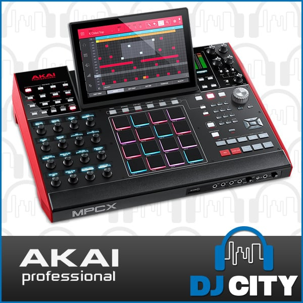 akai mpc x stand alone drum machine and production station w 10 1 touch screen 694318017876 ebay. Black Bedroom Furniture Sets. Home Design Ideas