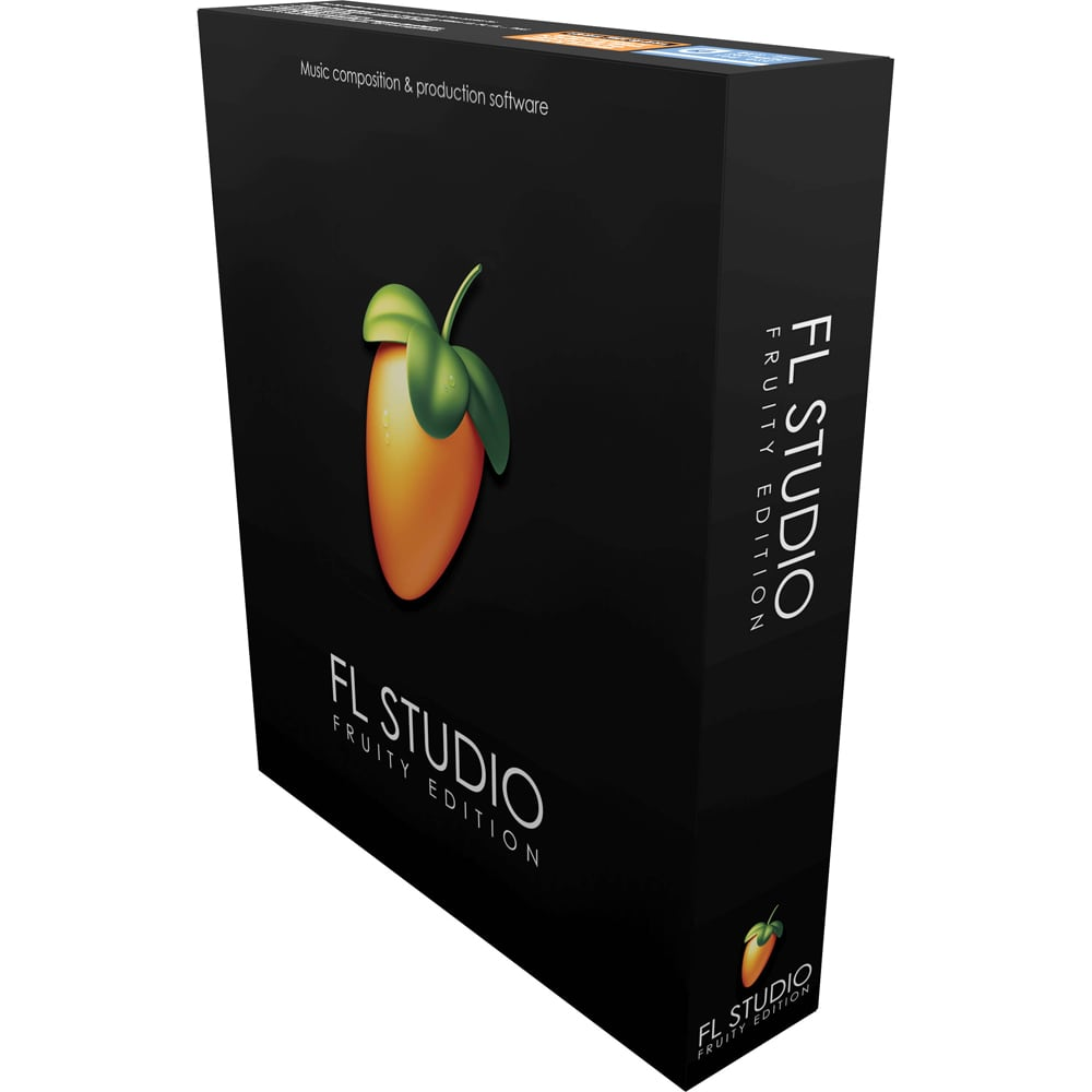 FL Studio 12 Fruity