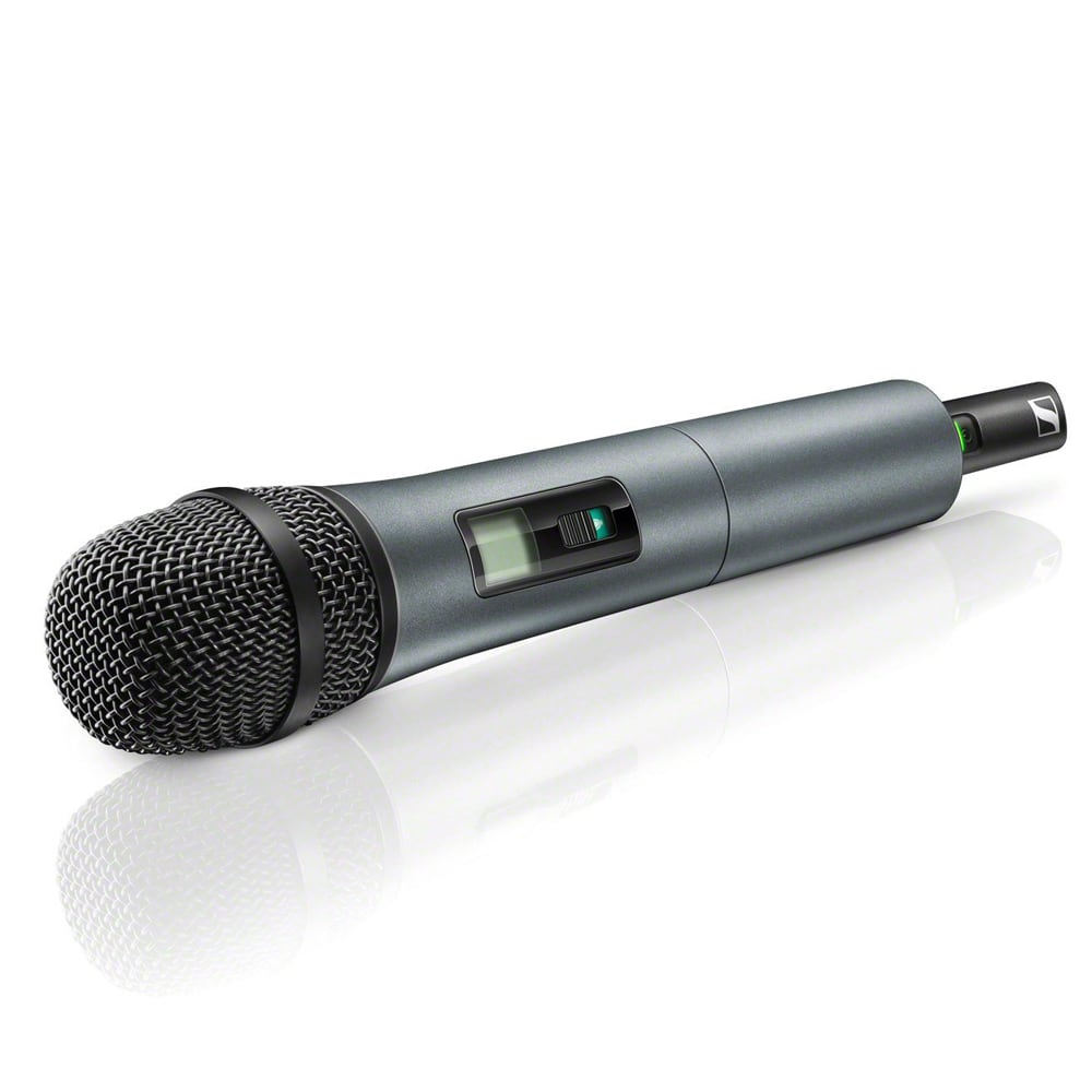 sennheiser xsw1 835b wireless handheld microphone dj city. Black Bedroom Furniture Sets. Home Design Ideas