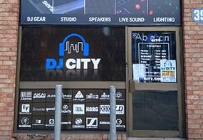 Contact - DJ City