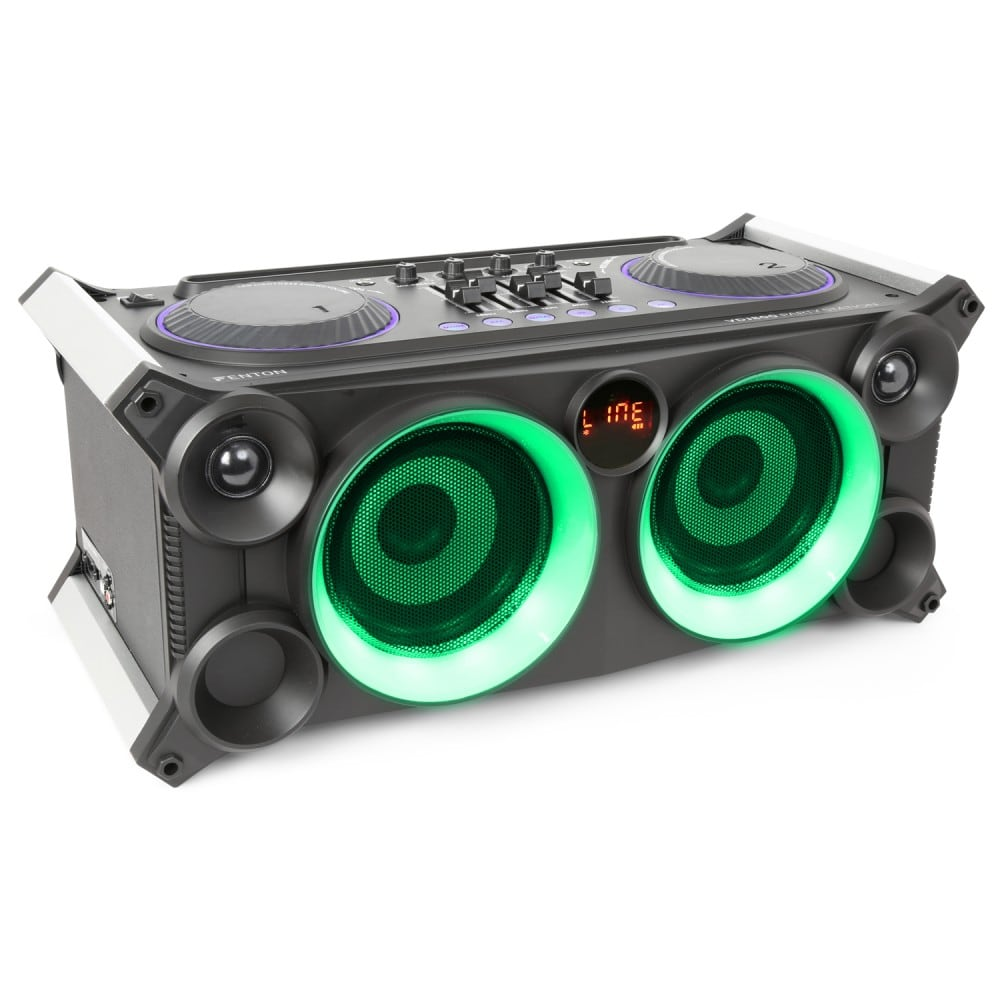 Bluetooth Speaker Portable Boombox Dj Party Station Vdj800