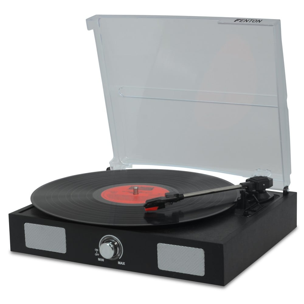 Fenton Rp108b Record Player With Usb Dj City