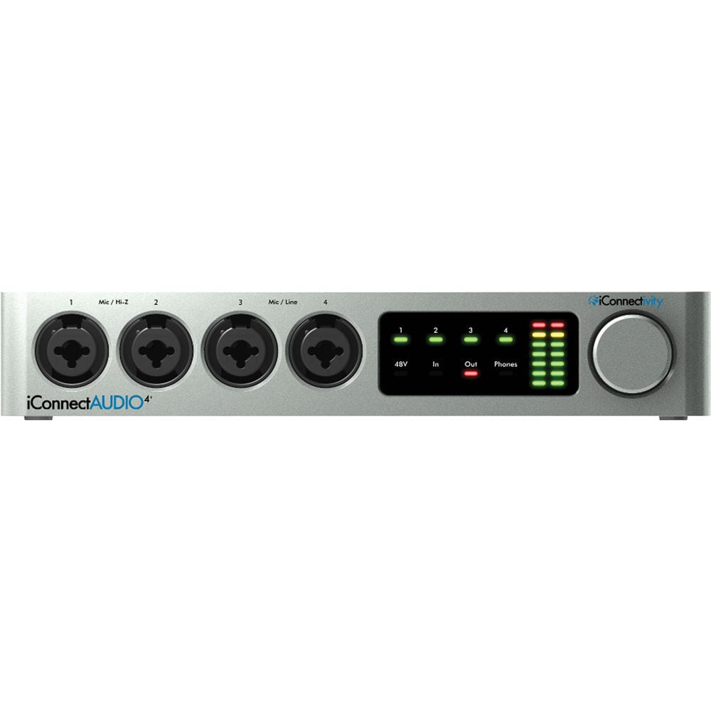 iConnectivity iConnect Audio4+