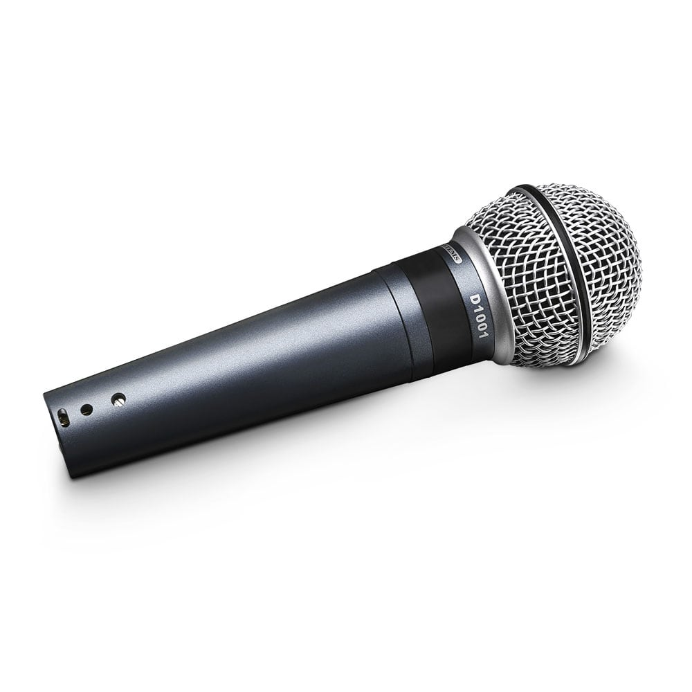 ld systems d1001 dynamic vocal microphone dj city. Black Bedroom Furniture Sets. Home Design Ideas