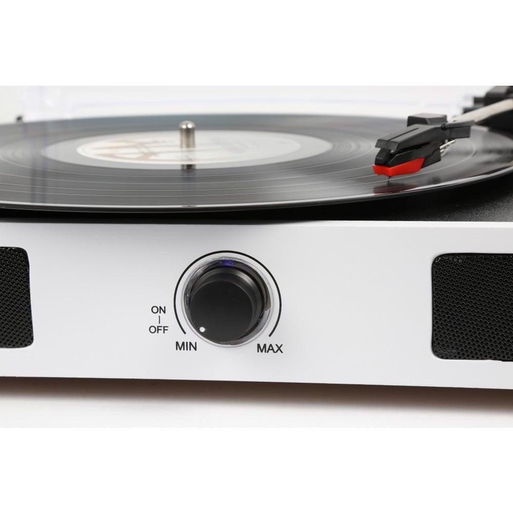 Fenton Rp108w Vinyl Record Player Usb Recording Software