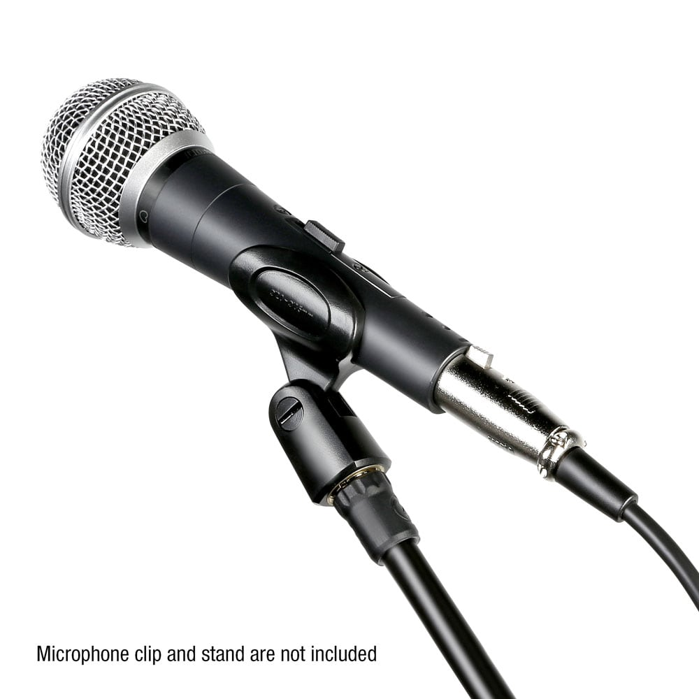 ld systems d1006 dynamic vocal microphone with switch dj city. Black Bedroom Furniture Sets. Home Design Ideas