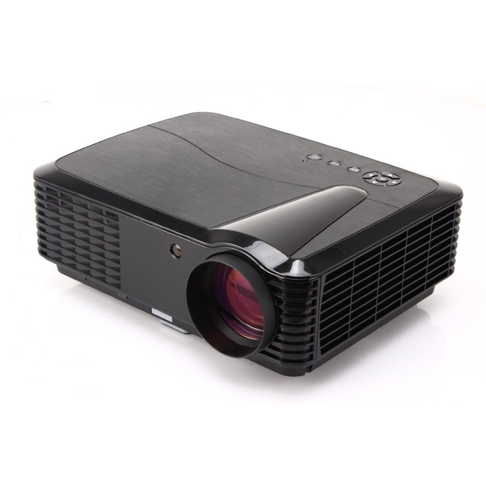 fenton hd pro beamer led projector 2800 lumens dj city. Black Bedroom Furniture Sets. Home Design Ideas