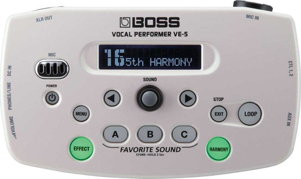 Boss VE-5WH