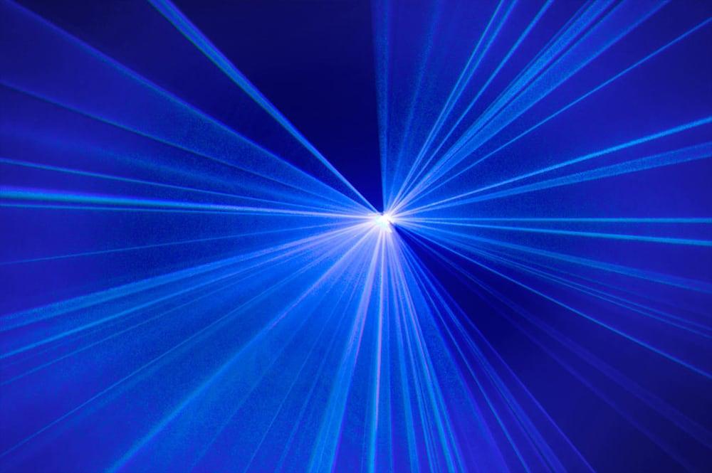Laserworld El 230rgb Coloured Laser Display System Dj City