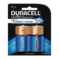 Duracell Ultra D2