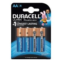 Duracell Ultra AA4