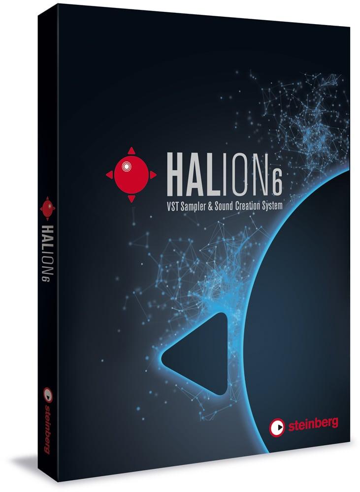 Steinberg HALion6