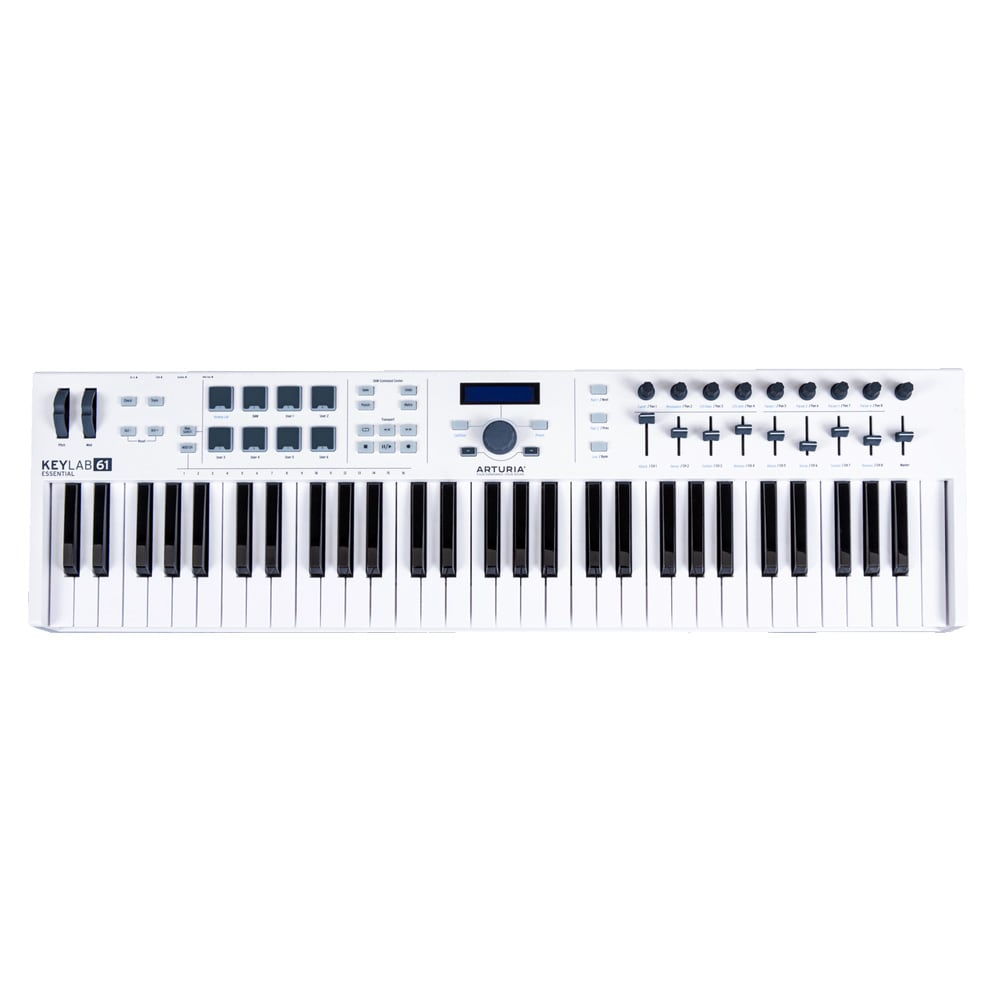 Arturia Keylab61 Essentials