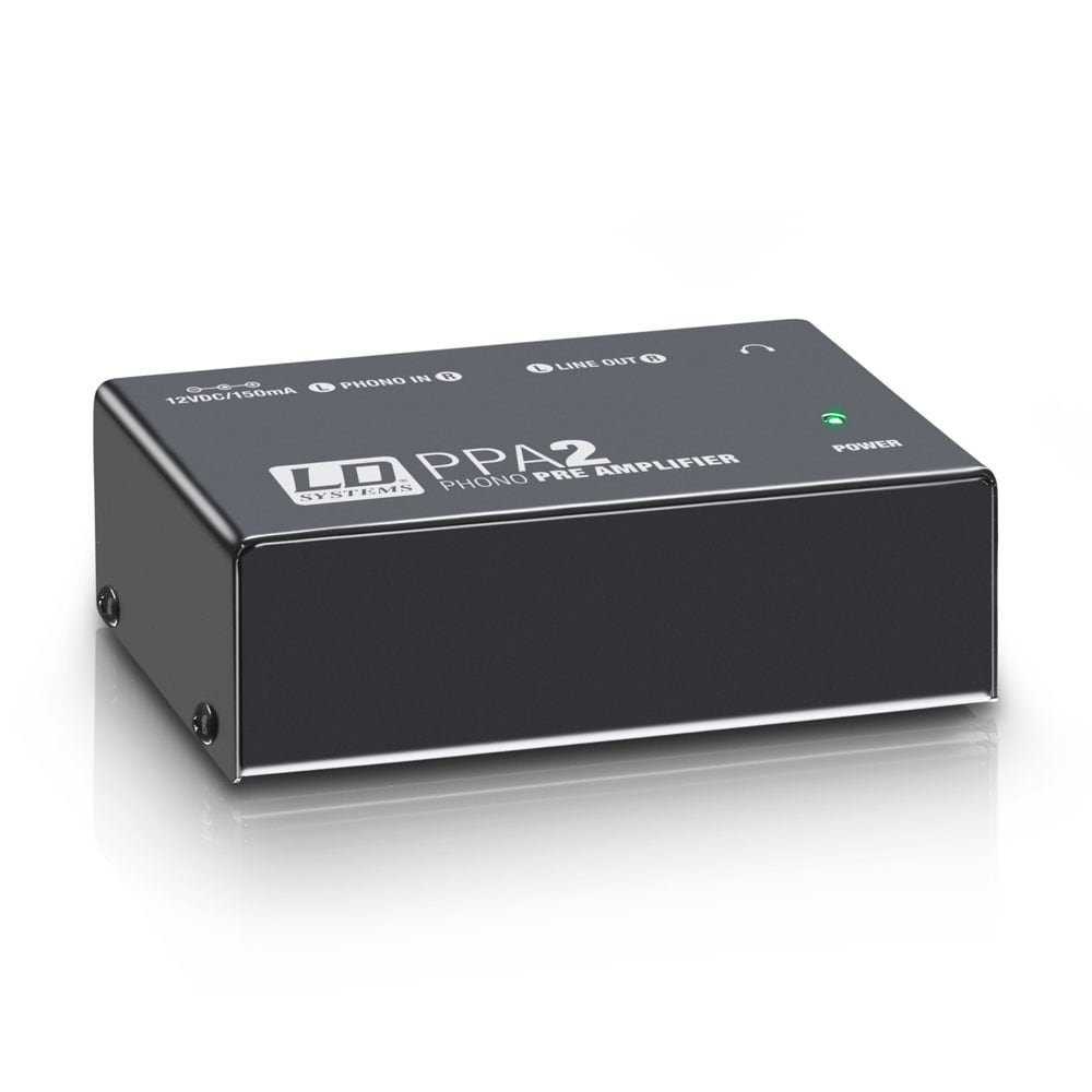 LD Systems PPA2 Phono Preamplifier
