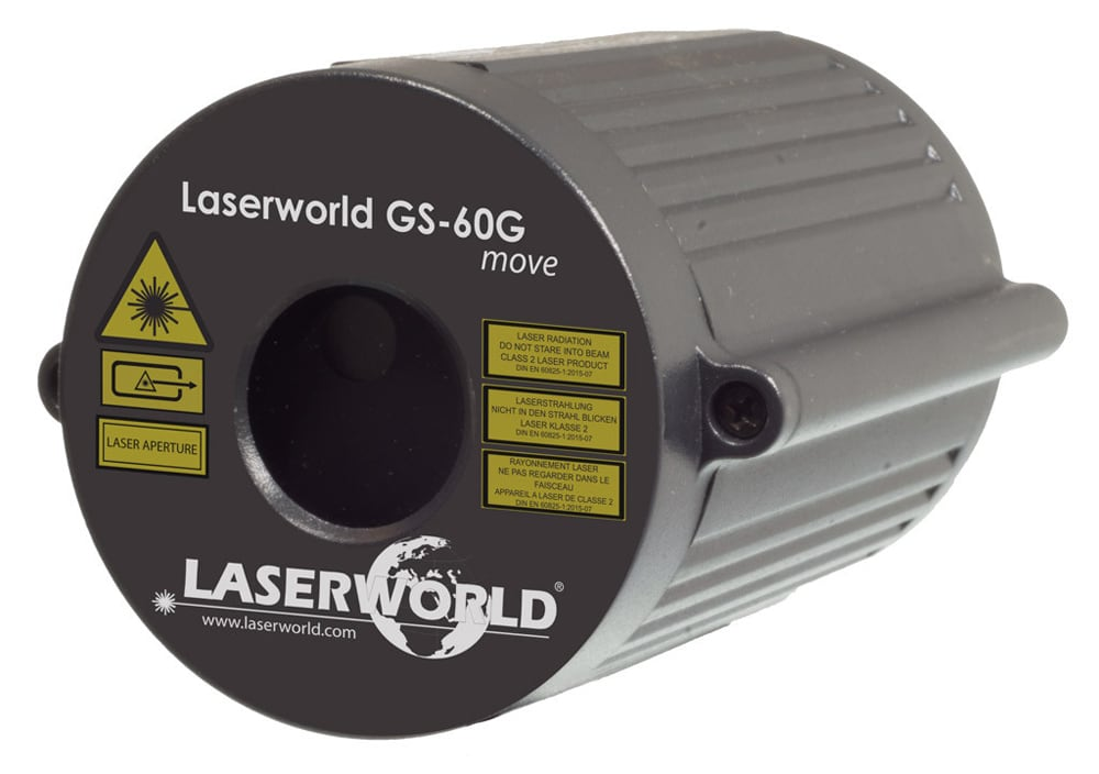 Laserworld GS-60GMove