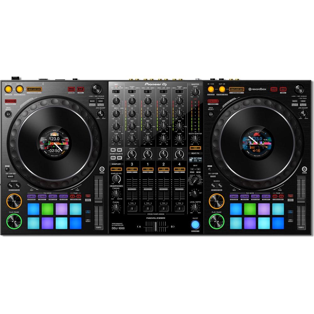 Pioneer DJ DDJ-1000 Pack